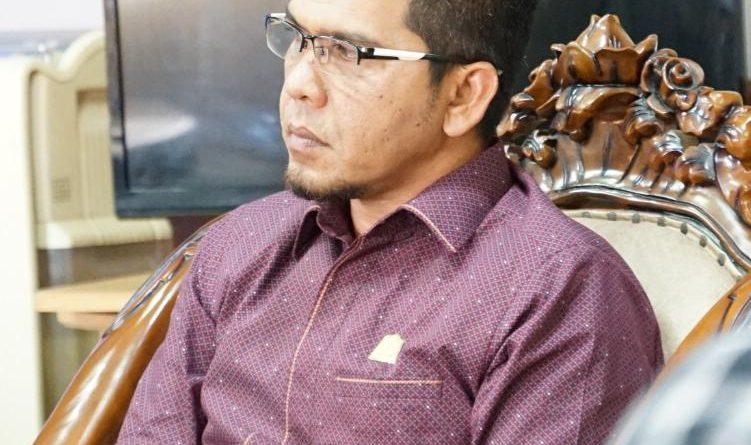 Anggota Dewan Perwakilan Rakyat Aceh (DPRA), Sulaiman SE