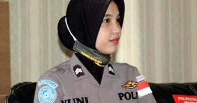 Polwan Aceh Terpilih Jadi Pasukan Perdamaian Misi Minusca ke Afrika Tengah