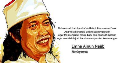 Puisi Emha Ainun Nadjib: Muhammadkan hamba Ya Rabbi!
