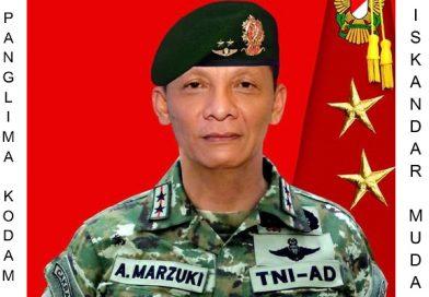 Ini Profil Lengkap Mayjen Achmad Marzuki, Pangdam IM yang Baru