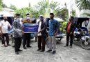 Pemko Banda Aceh Bantu Mesin Perah Tebu dan Becak
