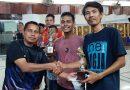 Pasangan Munjir/Ayi Juara, Pentolan PB PENA Rajai Badminton TMB Cup 2020