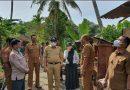 Rumah Nyaris Ambruk, Wakil Walikota Langsa Perintah Evakuasi Warga