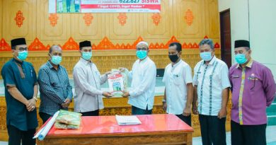 Gubernur Aceh: Jangan Lengah, Ancaman Covid Masih Ada