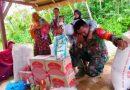 Sedih dan Bahagia, Saat Taklukkan Jalan Berlumpur Bantu Korban Banjir