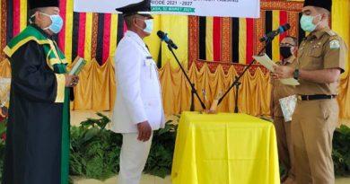 Datok Penghulu Bandung Jaya Dilantik