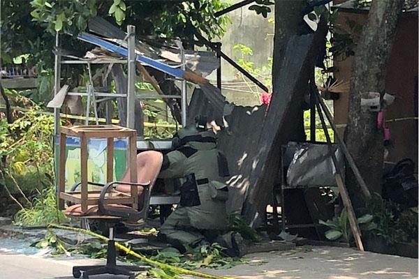 Polda Aceh Masih Selidiki Sumber Ledakan di Banda Raya