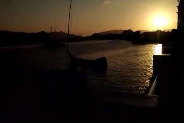 Menikmati Sunset dari Menara Merah Putih Pulau Weh + Video