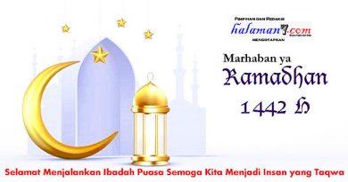 Ramadhan dan Muhasabah