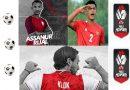 Piala Menpora 2021: Assanur Rijal Top Skor, Marc Klok Pemain Terbaik