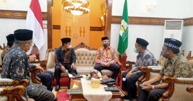 Gubernur Aceh Beri Dukung IAIN Langsa Menjadi UIN