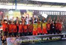 Aceh Timur Maximum Rajai Aceh Futsal League 2021