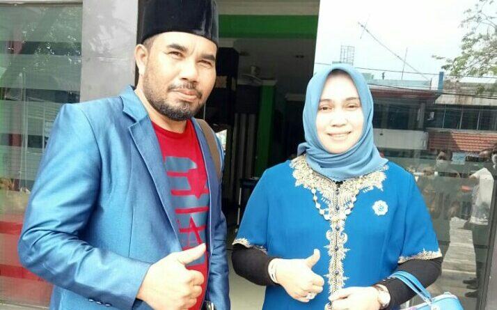 Ada Apa, Tarmizi Age Bertemu Ketua Partai Indonesia Terang di Pekanbaru
