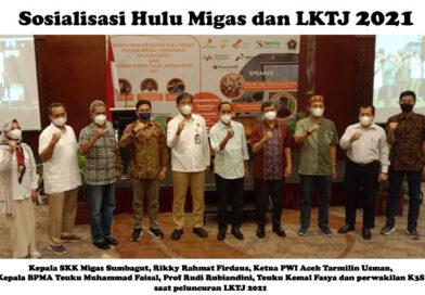 SKK Migas dan PWI Aceh Gelar Lomba KTJ Berhadiah Rp50 Juta, Lihat Ini Syaratnya